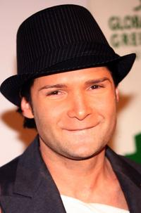 Corey Feldman at the Global Green USA's Annual Oscar Party.