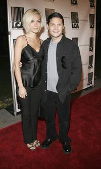 Corey Feldman and wife Susie Sprague at the premiere of the HBO American Undercover documentary