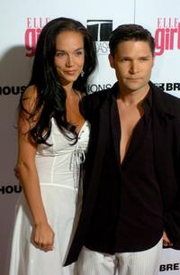 Corey Feldman at the First Annual ELLEGIRL Hollywood Prom party.