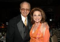 Tovah Feldshuh and Norby Walters at the Norby Walters' 16th Annual Night Of 100 Stars Oscar Gala.