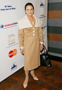 Tovah Feldshuh at the 20th Annual Power Lunch For Women To Benefit Citymeals On Wheels.