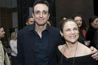 Tovah Feldshuh and Hank Azaria at the Museum of Televsion & Radio for the Showtime Networks Preview of