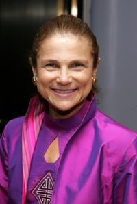 Tovah Feldshuh at the New York Premiere of