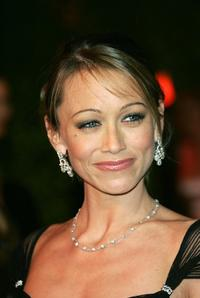 Christine Taylor at the Vanity Fair Oscar Party.