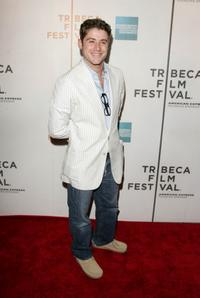 Jon Abrahams at the premiere of