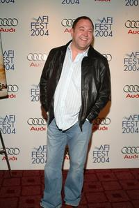 Mark Addy at the premiere of