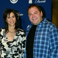 Jami Gertz and Mark Addy at the 29th Annual Choice Awards Nominations.