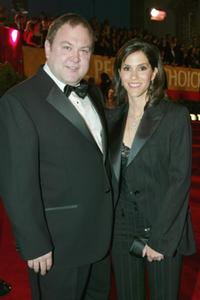 Mark Addy and Jami Gertz at the 30th Annual People's Choice Awards.