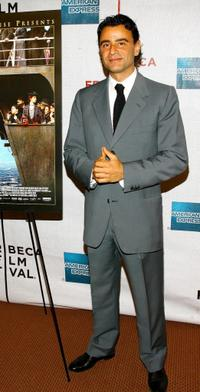 Vincenzo Amato at the premiere of