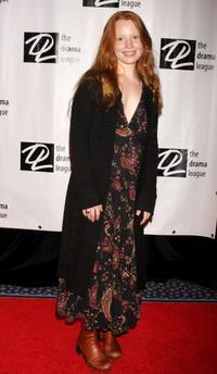 Lauren Ambrose at the 74th Annual Drama League Awards Ceremony.