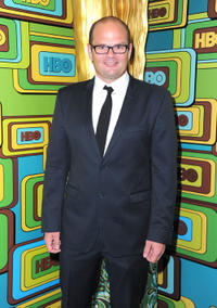 Christopher Bauer at the HBO's Post 2011 Golden Globe Awards party in California.