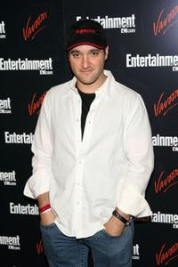 Gregg Bello at the Entertainment Weekly and Vavoom annual upfront party.