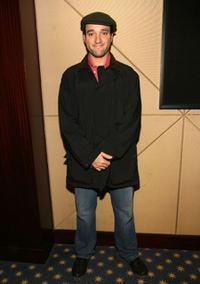 Gregg Bello at the private screening of