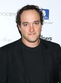 Gregg Bello at the screening of