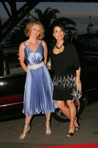 Rachael Blake and Sigrid Thornton at the 6th Annual Lexus IF Awards in Sydney.