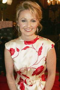 Rachael Blake at the AFI Awards in Australia.