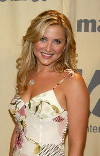 Jessica Capshaw at the 2004 Crystal and Lucy Awards -