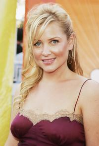 Jessica Capshaw at the NBC's