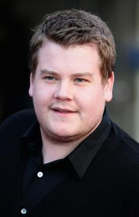James Corden at the world premiere of