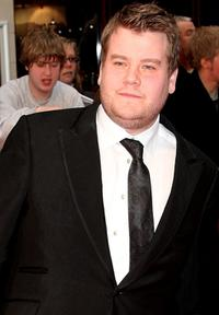 James Corden at the British Academy Television Awards 2008.