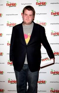James Corden at the Sony Ericsson Empire Awards 2008.