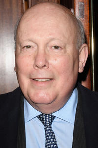 Julian Fellowes at the opening night of