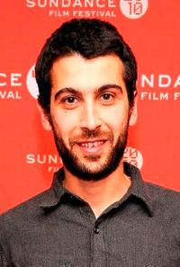 Edoardo Gabbriellini at the premiere of
