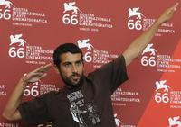 Edoardo Gabbriellini at the photocall of