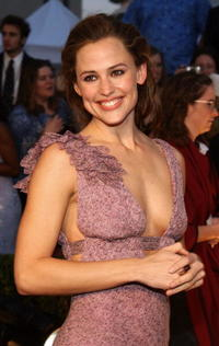 Jennifer Garner at ABC Television's 50th Anniversary Special.