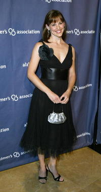 Jennifer Garner at the Alzheimer's Association's 12th Annual