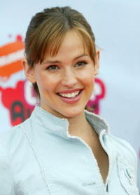 Jennifer Garner at the Nickelodeon 17th Annual Kids' Choice Awards