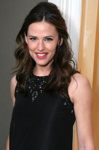 Jennifer Garner at the opening of the New Oscar De La Renta Boutique.