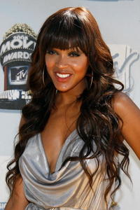 Meagan Good at the 17th Annual MTV Movie Awards.