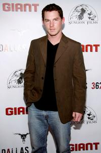 Shawn Hatosy at the SunLion Gala premiere of ''Caans Dallas 362.