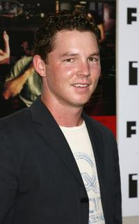 Shawn Hatosy at the special screening of