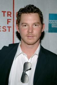 Shawn Hatosy at the premiere of