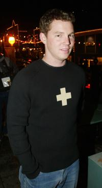 Shawn Hatosy at the Showtime Party during the Sundance Film Festival.