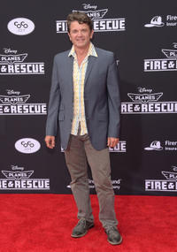 John Michael Higgins at the California premiere of