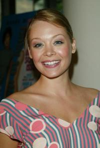 Alexandra Holden at the New York premiere of