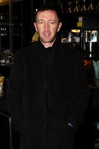 Ralph Ineson at the VIP screening of