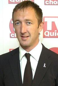 Ralph Ineson at the TV Quick & TV Choice Awards.