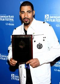 Mel Jackson at the 12th Annual American Black Film Festival.