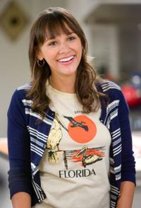Rashida Jones as Zooey Rice in