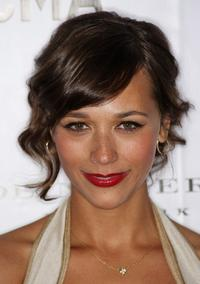 Rashida Jones at the Inaugural Avant-Garde Gala.