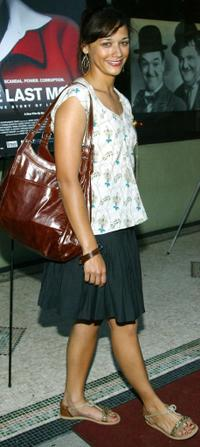 Rashida Jones at the premiere of