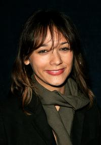 Rashida Jones at the special post show discussion and party of