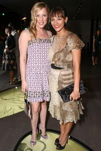 Jessica Capshaw and Rashida Jones at the Los Angeles screening of