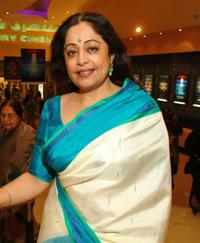 Kirron Kher at the Dubai International Film Festival.