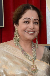 Kirron Kher at the 19th Annual Screen Actors Guild Awards.