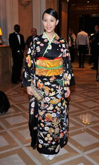 Yoshino Kimura at the Opening Ceremony Dinner during the 61st International Cannes Film Festival.